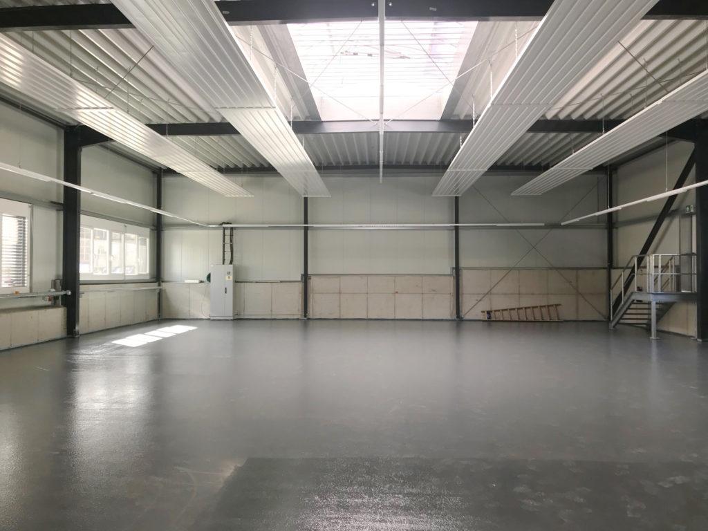 Neubau Halle Mosca GmbH 2