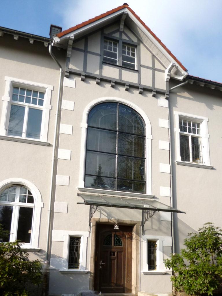 Umbau gründerzeitliche Villa 2
