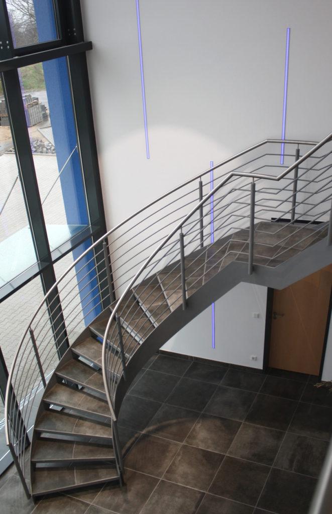 Neubau Halle Hoffmann GmbH 2