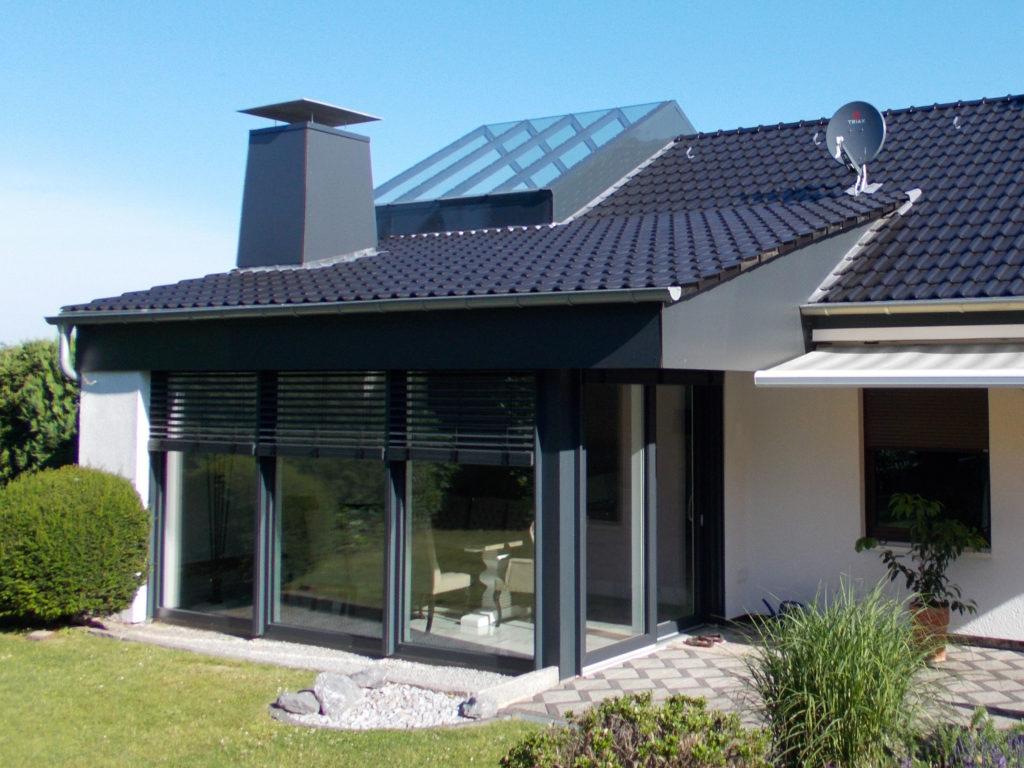 Erstellung Dachterrasse 3