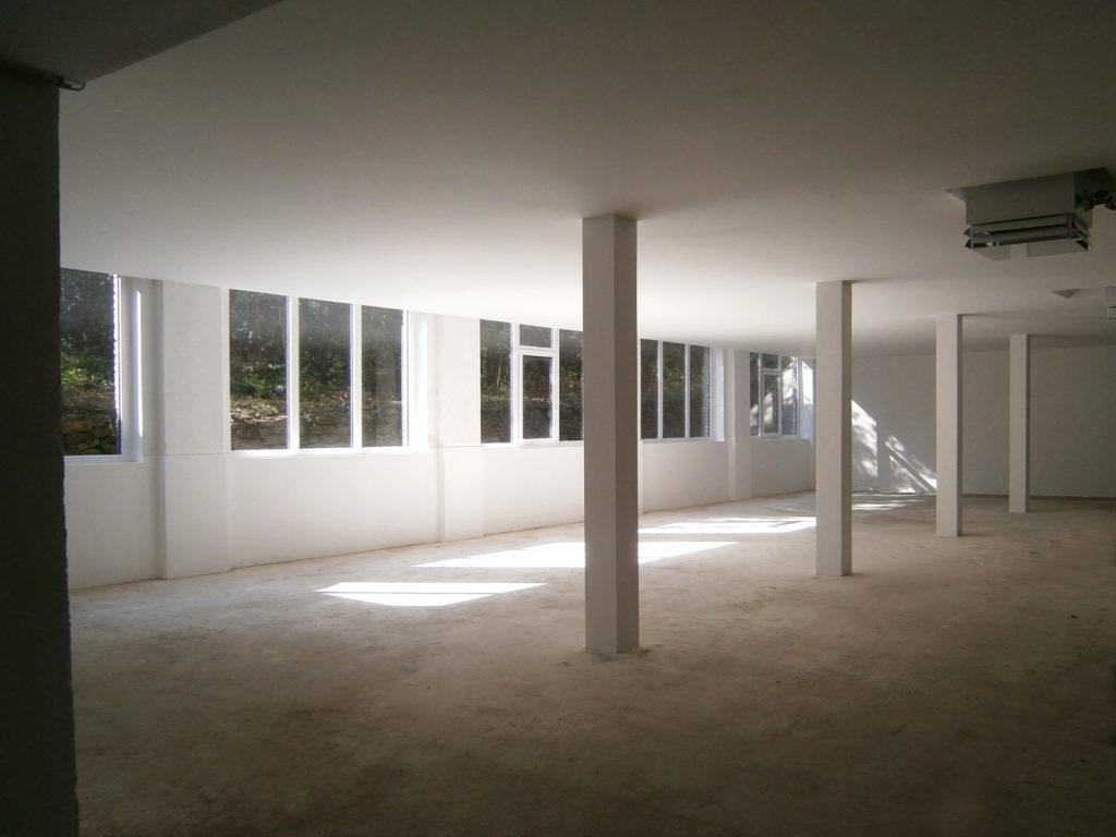 Umbau Hallen Party-Discount 4