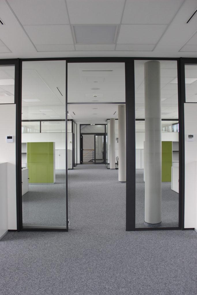 Anbau Bürogebäude Horstmann GmbH 3