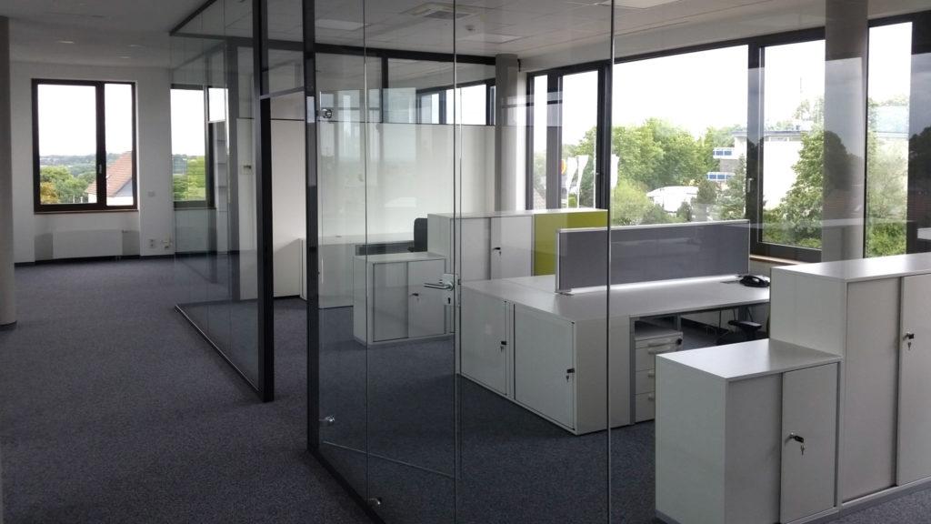 Anbau Bürogebäude Horstmann GmbH 4