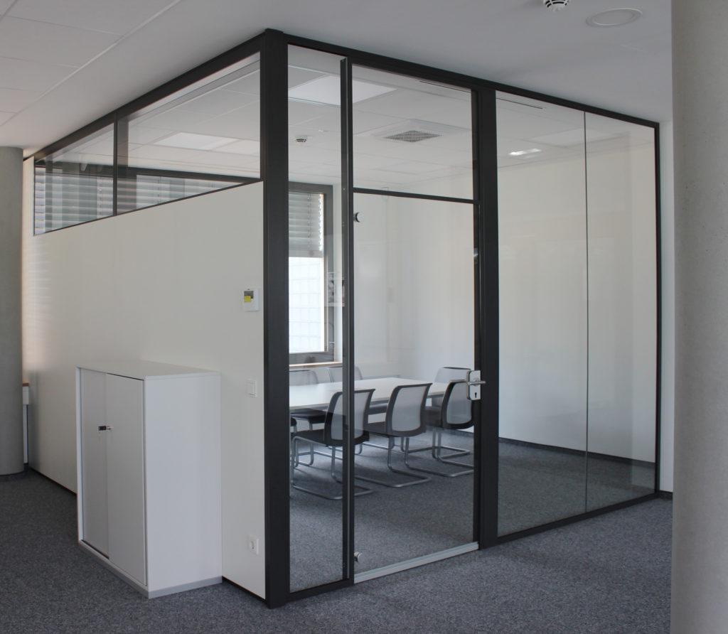 Anbau Bürogebäude Horstmann GmbH 2